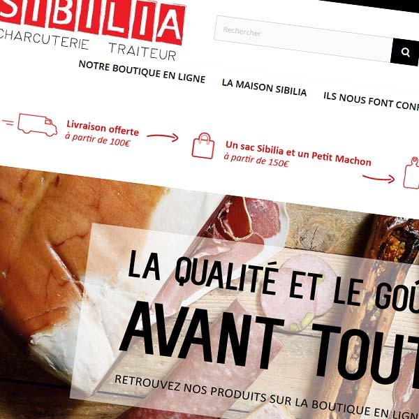 Prestashop Charcuterie Sibilia Lyon